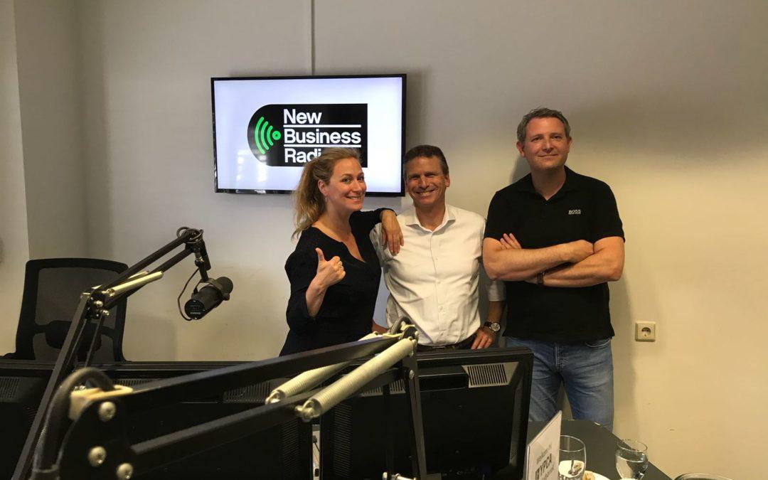 Lemontree live bij New Business Radio
