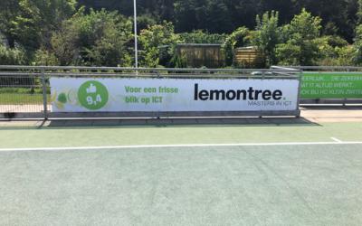 Lemontree langs de velden van Klein Zwitserland