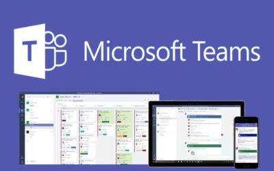 Microsoft Teams uitproberen?
